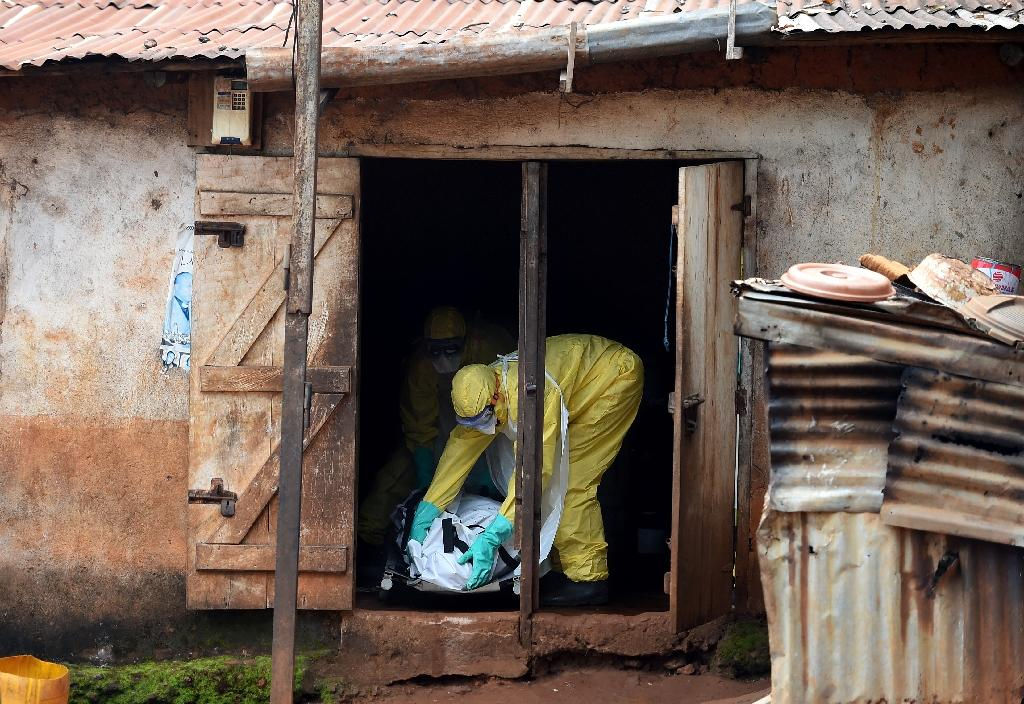 IMF okays $187 mn to support Ebola-hit Sierra Leone