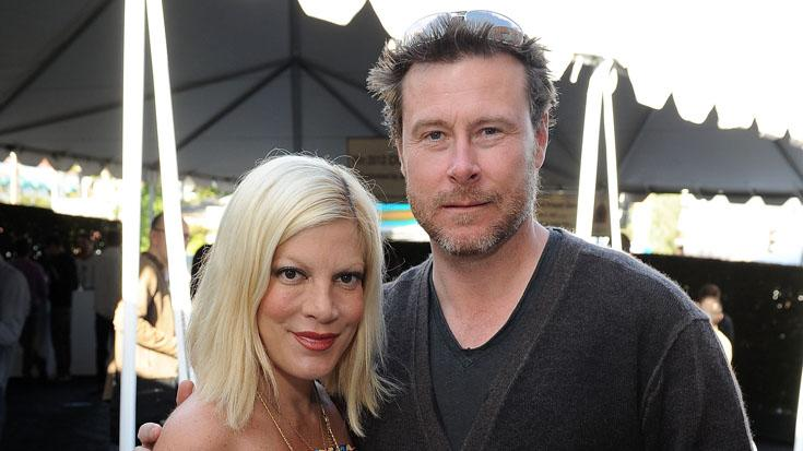 Tori Spelling (husband is Dean McDermott)