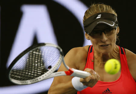 No quitting for Lucic-Baroni on tough road back to the top