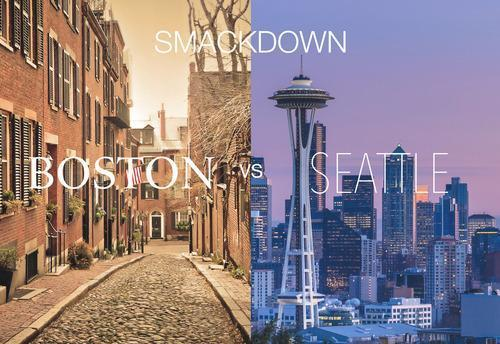 Super Bowl Smackdown: Boston vs. Seattle