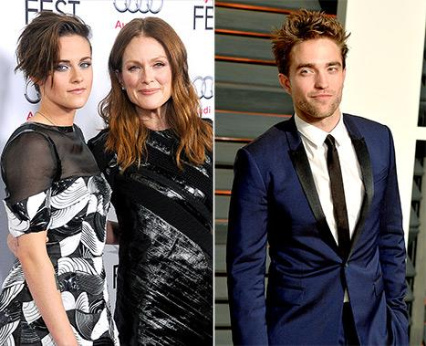 Julianne Moore: I'd Give My Kidney to Kristen Stewart Over Robert Pattinson