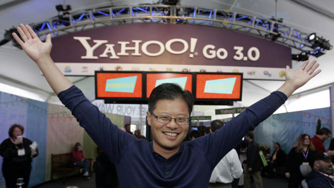 Yahoo co-founder Jerry Yang leaving company