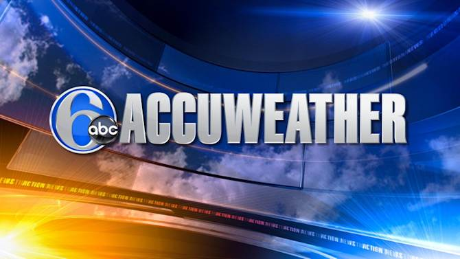 AccuWeather: Warm and Humid, Spotty Strong Storms Today