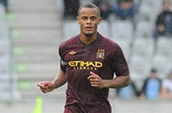 Mancini confirms Manchester City captain Kompany will miss three weeks