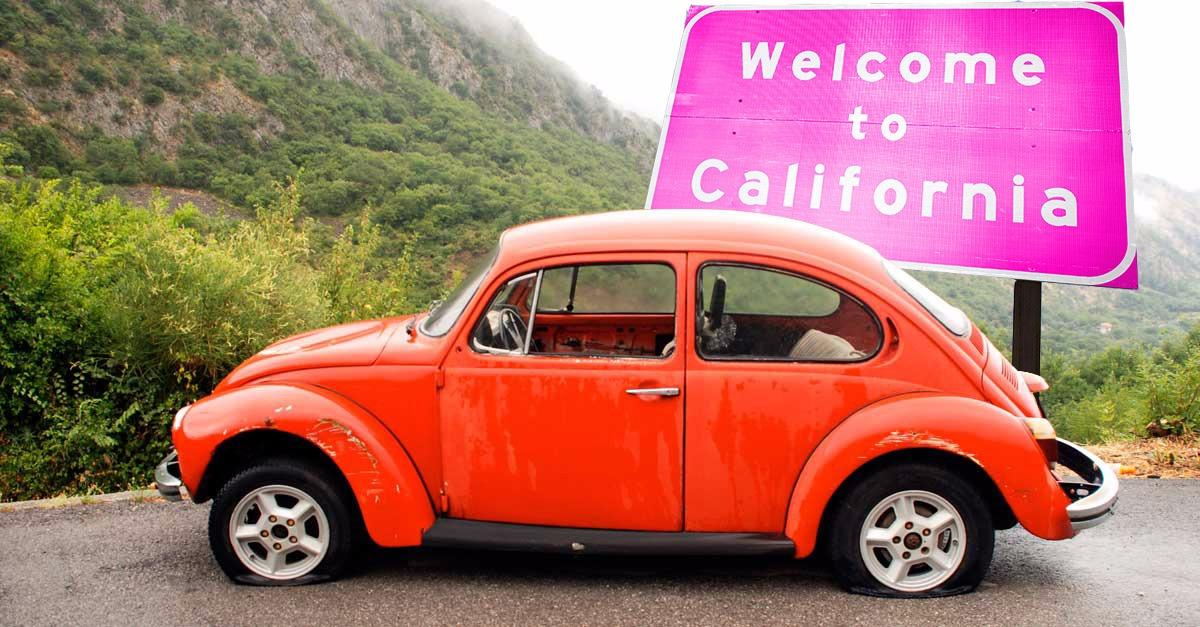CALIFORNIA: Warning for cars used less 25 mi/day