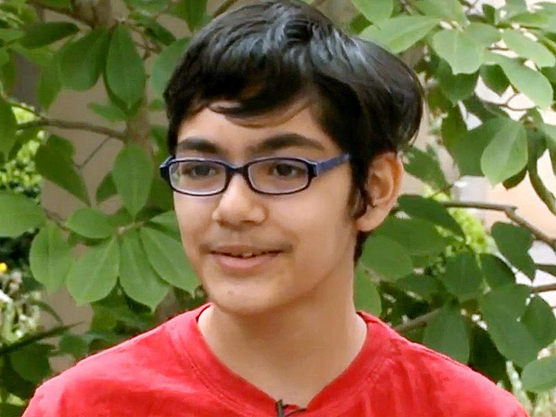 12-Year-Old California Boy Has Been Accepted to Two Universities: 'I've Been Waiting for This for Quite Some Time'