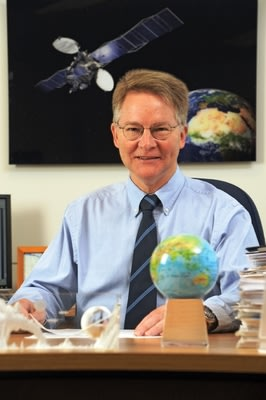 Orbital Sciences Corp. Chairman, President and CEO David W. Thompson, Courtesy of Orbital