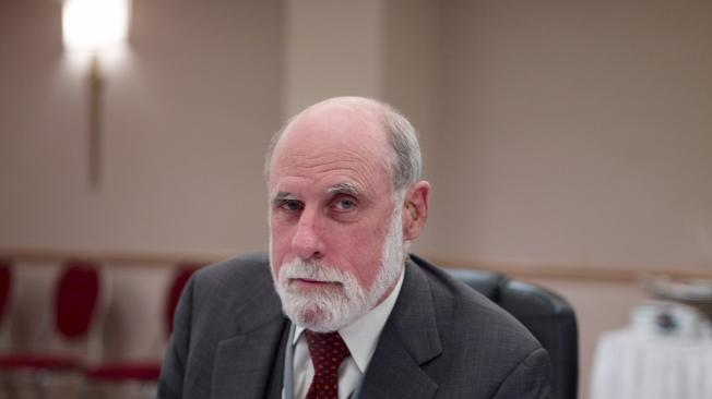Internet co-creator Vint Cerf tells Internet history revisionists to shove it
