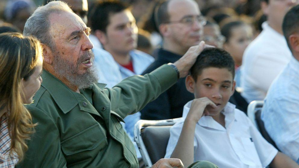 Elian Gonzalez Opens Up About His Relationship With Fidel Castro