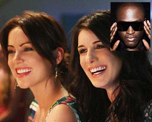 90210 Exclusive: Taio Cruz Joins 100th Episode