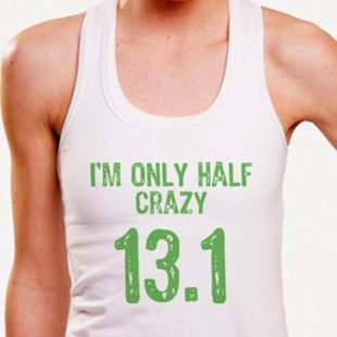 Are you crazy for half-marathons?