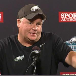 Philadelphia Eagles head coach Chip Kelly: Too much hype for draft