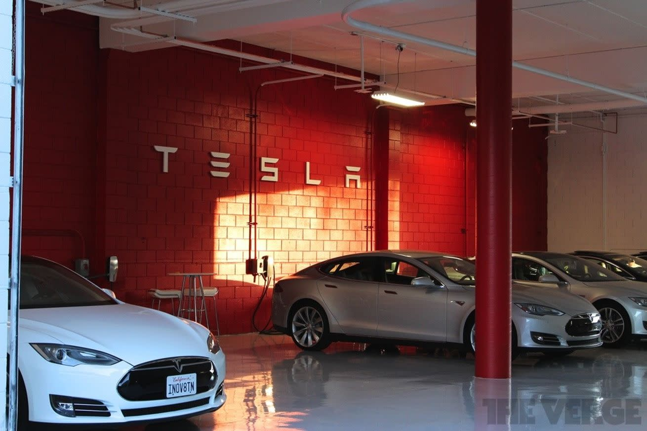 Tesla's Model 3 will be shown on March 31st, 'on schedule' for 2017 production