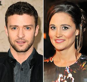 Justin Timberlake Has a Crush on Pippa Middleton