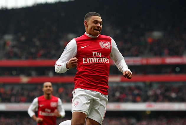 Alex Oxlade-Chamberlain says he has no intention of leaving Arsenal