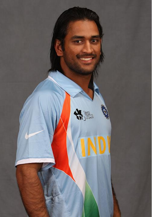 India Portraits - ICC Twenty20 World Cup