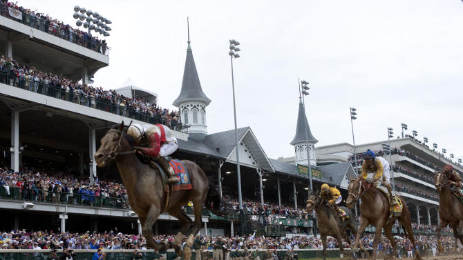 Horse Racing: 139th Kentucky Derby