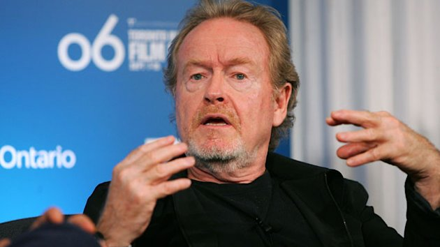 Ridley Scott Pauses Production on &#39;The Counselor&#39;