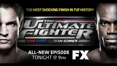 TUF 17 Week Three Delivers Knockout in the Octagon, but Doesn't Translate to TV Ratings
