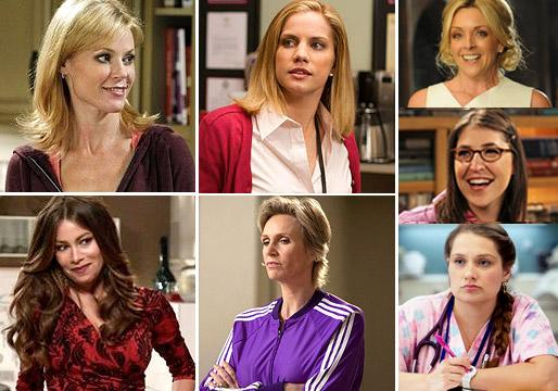 Emmys 2013: Who Should Win Best Supporting Actress in a Comedy Series? Take Our Poll!