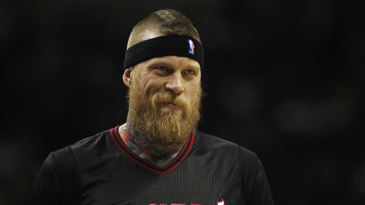 "Chris ""Birdman"" Andersen Should Be A Guest On Every P…"