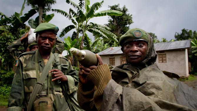 Gold now top conflict mineral in Congo: Report