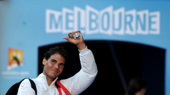 Australian Open glance