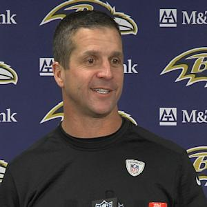 Baltimore Ravens postgame press conference