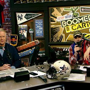 Boomer & Carton: Who could coach in NY?