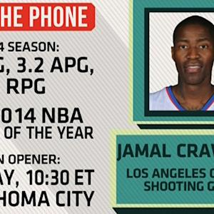 Jamal Crawford on the Doug Gottlieb Show
