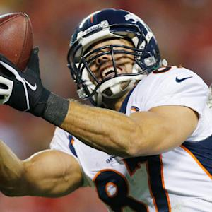 Week 13: Denver Broncos wide receiver Eric Decker highlights