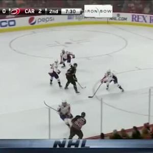 Capitals at Hurricanes / Game Highlights