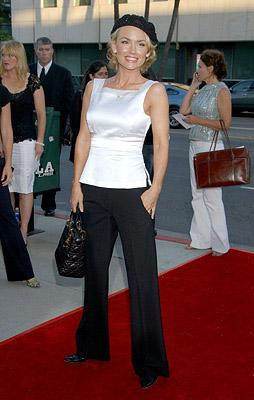 Kelly Carlson at the Beverly Hills premiere of The Weinstein Company's Sicko