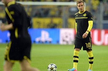 Gotze set to undergo further scans ahead of Champions League final