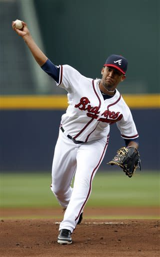 Braves knock out Santana, finally beat Mets 9-3