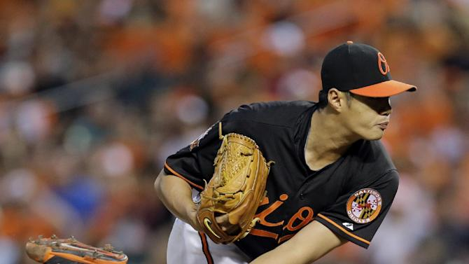 Chen leads Orioles past Mariners 2-1