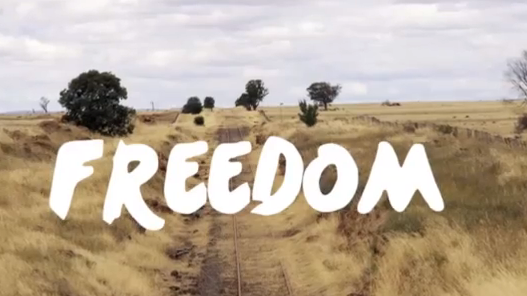 Freedom (Lyric Video)