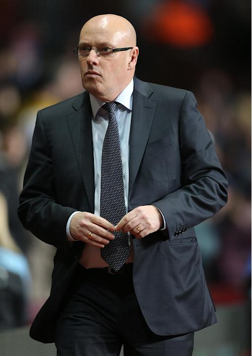 Brian McDermott is proud of his work at Reading