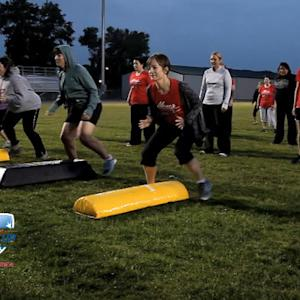 Heads Up Football: Moms enter the gridiron