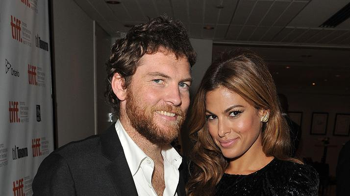 35th Annual Toronto Film Festival 2010 Sam Worthington Eva Mendes