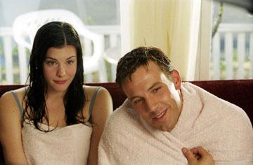 Liv Tyler and Ben Affleck in Miramax Films' Jersey Girl