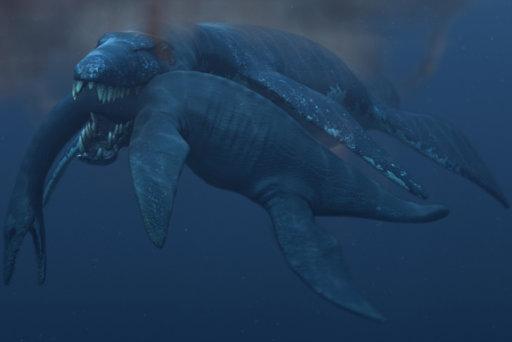 Pliosaurus (Spesies reptil terbaru)