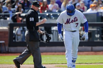 Say hey, baseball: The Mets lose even when they win