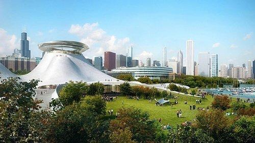 Adventures in Architecture: Lucas Museum's Updated Design Almost Ready for Prime Time