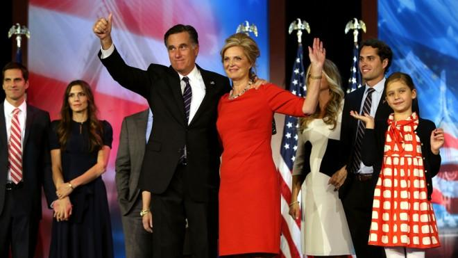 Initially, not even Mitt Romney thought running for president sounded like a good idea.