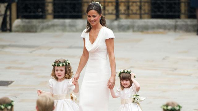 Pippa Middleton's Bridesmaid Dress Goes on Sale