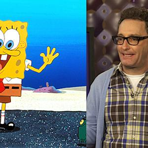How Tom Kenny Became the Voice of SpongeBob