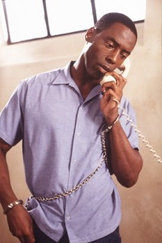 Isaiah Washington in Warner Brothers' True Crime