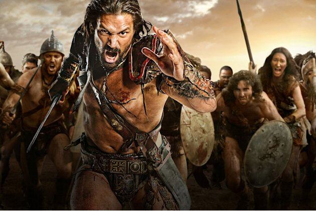 """Spartacus: War of the Damned"""