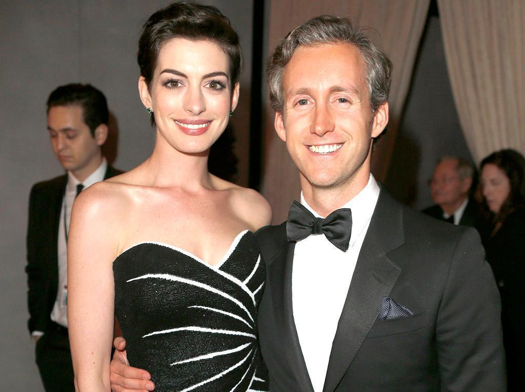 Anne Hathaway Is Pregnant With Her First Child